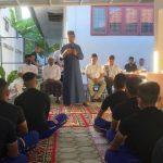 Pamong Praja IPDN Asal Aceh Gelar Silaturahmi dan Safari Subuh